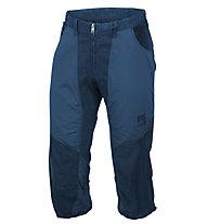 Karpos Bould 3/4 - pantaloni corti arrampicata - uomo, Blue