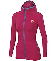 Karpos Breezy Fleece - giacca in pile - donna, Pink