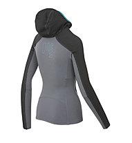 Karpos Breezy Fleece - giacca in pile - donna, Grey