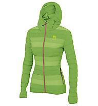 Karpos Brendol - giacca con cappuccio trekking - donna, Green