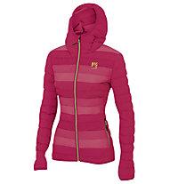 Karpos Brendol - giacca con cappuccio trekking - donna, Pink