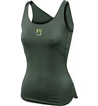 Karpos Bull - Trägershirt Bergsport - Damen, Dark Green