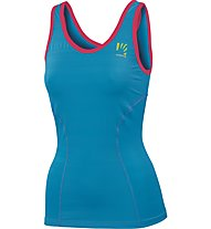 Karpos Bull - top arrampicata - donna, Light Blue