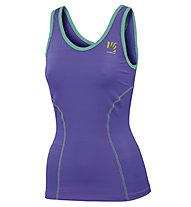 Karpos Bull - Trägershirt Bergsport - Damen, Purple