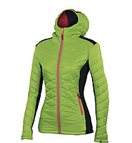 Karpos Burelon - Skitourenjacke mit Kapuze - Damen, Green