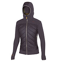 Karpos Casera - giacca isolante con cappuccio - uomo, Dark Grey