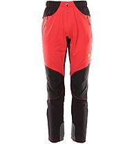 Karpos Cevedale - pantaloni lunghi scialpinismo - uomo, Red