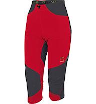 Karpos Cliff - Pantaloni corti trekking - Donna, Red/Black