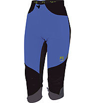 Karpos Cliff - pantaloni corti trekking - donna, Light Blue/Black