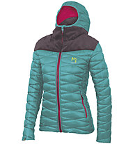 Karpos Croda Bianca - giacca trekking - donna, Light Blue/Grey