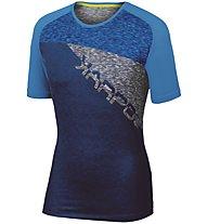 Karpos Croda Rossa Jersey - T-Shirt - Herren, Dark Blue/Blue/Grey