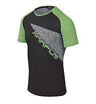 Karpos Croda Rossa Jersey - T-Shirt - Herren, Black/Green