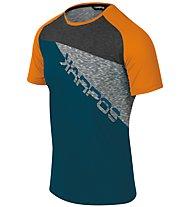 Karpos Croda Rossa Jersey - T-Shirt - Herren, Blue/Orange