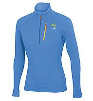 Karpos Crozzon - maglia in pile scialpinismo - uomo, Blue