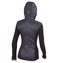 Karpos Casera - giacca isolante con cappuccio - donna, Dark Grey
