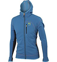 Karpos Cunturines Fleece - giacca in pile trekking - uomo, Blue