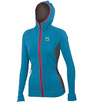 Karpos Cunturines Fleece --Fleecejacke Trekking - Damen, Light Blue
