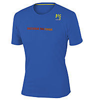 Karpos Fantasia - T-Shirt Wandern - Herren, Blue