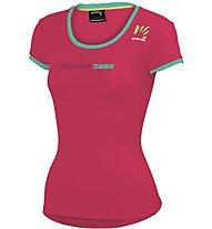 Karpos Fantasia - T-Shirt trekking - donna, Pink