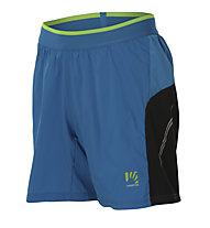 Karpos Fast Evo - pantalone corte trekking - uomo, Blue