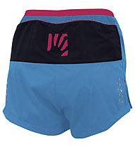 Karpos Fast - kurze Trailrunninghose - Damen, Blue/Pink