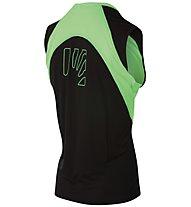 Karpos Fast - top trail running - uomo, Light Green/Black