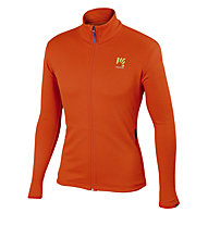 Karpos Furchetta Fleece - maglia in pile - uomo, Orange