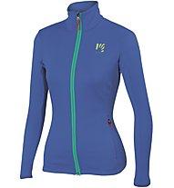 Karpos Furchetta - Fleecejacke Bergsport - Damen, Blue