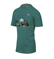 Karpos Genzianella - T-Shirt - Herren, Green