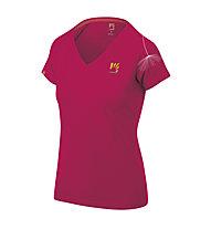 Karpos Genzianella - T-Shirt - Damen, Pink