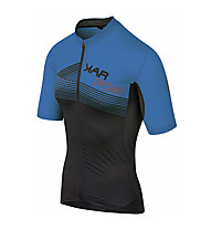 Karpos Green Fire - maglia da ciclismo - uomo, Blue/Black