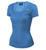 Karpos Hill - T-Shirt trekking - donna, Cyan