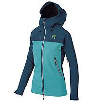 Karpos Jorasses Plus - giacca in GORE-TEX - donna, Light Blue/Blue