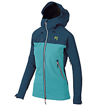 Karpos Jorasses Plus - Hardshelljacke Skitouren - Damen, Light Blue/Blue