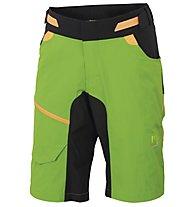 Karpos Jump Short - Radhose MTB - Herren, Green/Black