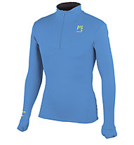 Karpos Lagorai R Jersey - felpa in pile trekking - uomo, Blue