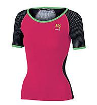 Karpos Lavaredo - T-Shirt Wandern - Damen, Pink
