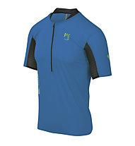 Karpos Lavaredo Tech Jersey - Laufshirt - Herren, Blue/Black