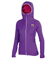 Karpos Life - giacca con cappuccio scialpinismo - donna, Violet