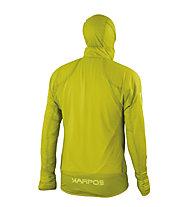 Karpos Liskam Jacket - Giacca Con Cappuccio, Yellow