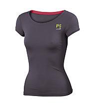 Karpos Loma W Jersey - T-Shirt - Damen, Dark Grey