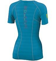 Karpos Loma Puls Jersey - T-Shirt Trekking - Damen, Blue