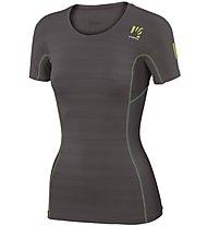 Karpos Loma Puls Jersey - T-Shirt Trekking - Damen, Dark Grey