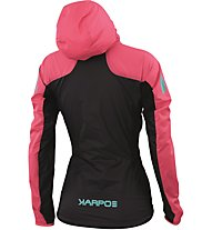 Karpos Lot W Jacket - Wander- und Kletterjacke mit Kapuze Damen, Black