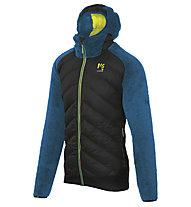 Karpos Marmarole - giacca termica - uomo, Black/Blue