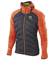 Karpos Marmarole - Isolationsjacke mit Kapuze - Herren, Orange