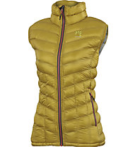 Karpos Mulaz - gilet sci alpinismo - donna, Yellow