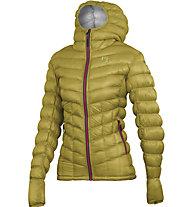 Karpos Mulaz - giacca con cappuccio - donna, Yellow