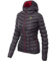Karpos Mulaz - giacca con cappuccio - donna, Black/Pink