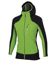 Karpos Parete - giacca sport di montagna con cappuccio - uomo, Green/Black